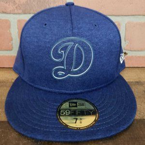 New Era 59FIFTY  Los Angeles Dodgers Clubhouse Cap
